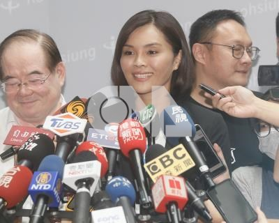 高雄市長補選政見會 李眉蓁提4大主軸