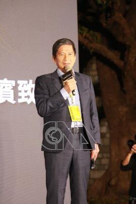 國際光影藝術節啟動  李永得盼為黑暗點亮明燈