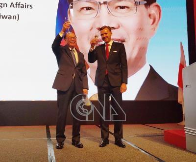 波蘭台北辦事處舉辦五三憲法節暨國慶日酒會